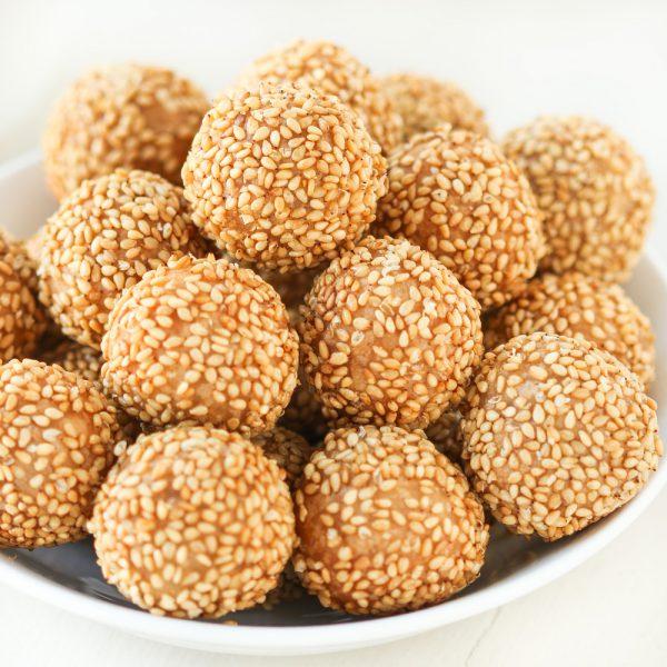 Seasame Balls